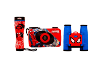 Spiderman 3 Piece Ultimate Adventure Kit