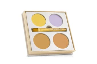 Jane Iredale Corrective Colors Kit (4x Concealer + 1x Applicator) 9.9g