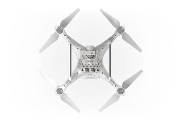 DJI Phantom 4 Advanced - Official DJI Refurbished Drone