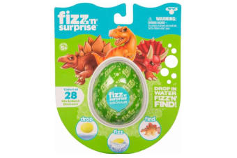 Fizz N Surprise Dinosaur by Moose