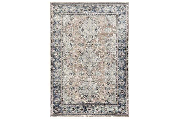 Esquire Melbourne Traditional Beige Rug 400x300cm