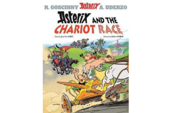 Asterix: Asterix and the Chariot Race - Album 37