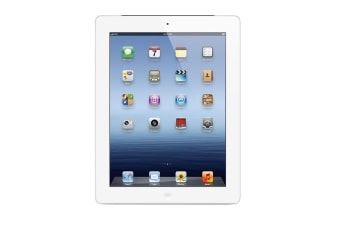 Apple iPad 3 Tablet Retina Display 16GB Refurbished - White