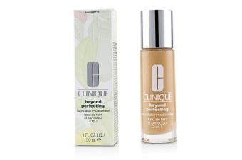 Clinique Beyond Perfecting Foundation & Concealer - # 09 Neutral (MF-N) 30ml