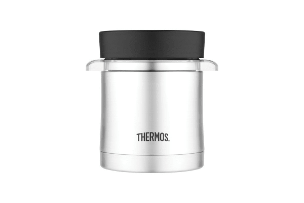 Thermos 355 ml Stainless Steel Food Jar with Microwavable Insert