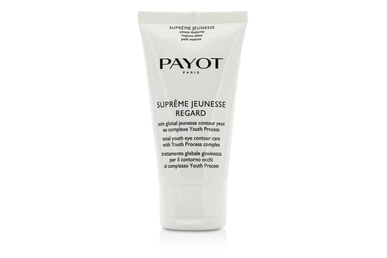 Payot Supreme Jeunesse Regard Youth Process Total Youth Eye Contour Care - For Mature Skins - Salon Size 50ml