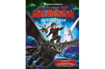 How to Train Your Dragon Annual 2020