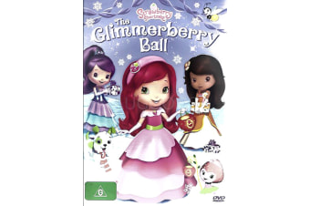 THE GLIMMERBERRY BALL -Animated Rare- Aus Stock DVD NEW