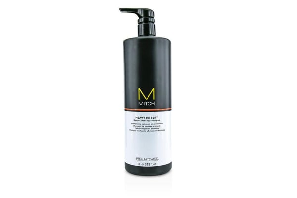 Paul Mitchell Mitch Heavy Hitter Deep Cleansing Shampoo (1000ml/33.8oz)