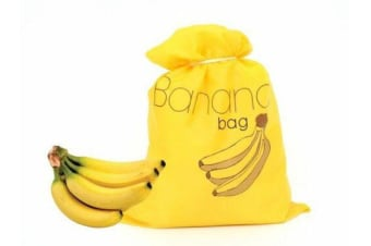 Banana Storage Bag 290mm x 370mm Banana Insulated Bag food storage Banana Bag