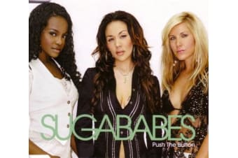 Sugababes ‎– Push The Button PRE-OWNED CD: DISC LIKE NEW