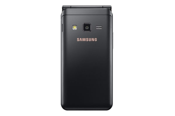 Samsung Galaxy Folder 2 (16GB, Black)
