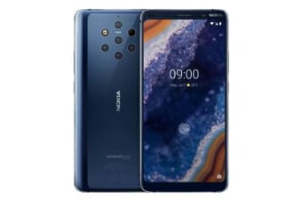 New Nokia 9 Pureview Dual SIM 128GB 4G LTE SmartPhone Blue (FREE DELIVERY + 1 YEAR AU WARRANTY)