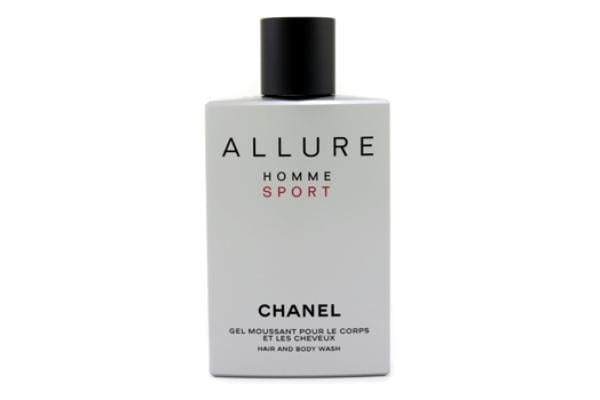 Chanel Allure Homme Sport Hair & Body Wash (Made in USA) (200ml/6.8oz)