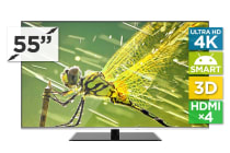 "55"" Agora 4K Smart 3D LED TV (UltraHD) ZB series"