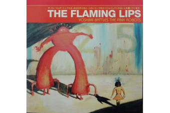 The Flaming Lips ‎– Yoshimi Battles The Pink Robots PRE-OWNED CD: DISC EXCELLENT