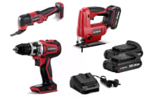 Certa 3 Piece PowerPlus 18V Combo Kit with Brushless Drill