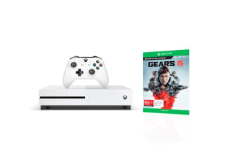Xbox One Console S 1TB with Gears 5 Bundle