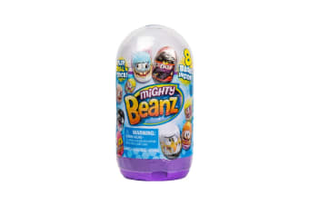Mighty Beanz 8 Piece Slam Pack
