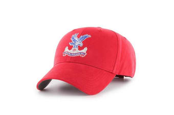 Crystal Palace Baseball Cap (Red) (One Size)