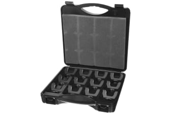 Andis Grooming Blade Holder Suitcase (Black) (One Size)