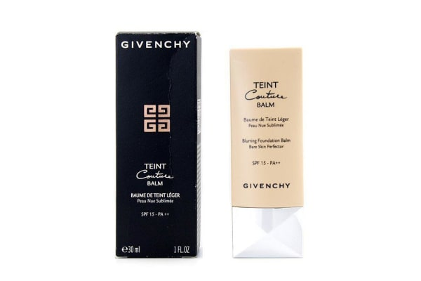 Givenchy Teint Couture Blurring Foundation Balm SPF 15 - # 3 Nude Sand (Box Slightly Damaged) 30ml/1oz
