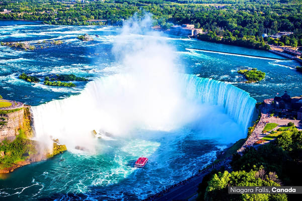 CANADA & ALASKA: 21 Day Ultimate Canada Tour and Alaska Cruise Including Flights for Two (Inside Cabin)