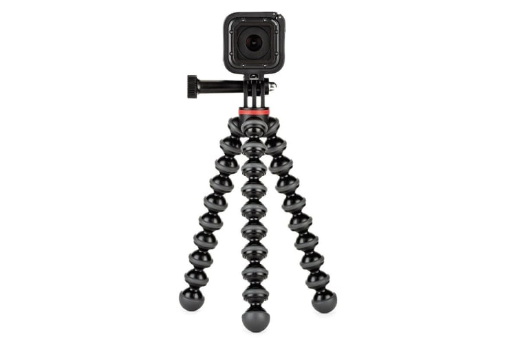 Joby GorillaPod 500 Action Tripod Stand for GoPro Action Cameras and 360 Cameras
