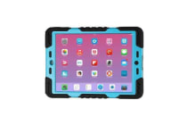 iPad Air 1  Shock proof Tough Case Protector  (Blue)