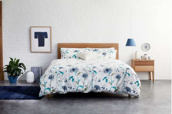 Jamie Durie By Ardor Geisha Quilt Cover Set