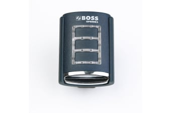 Boss Garage Door Remote BHT3 | HT3 - 433MHz suits OL4 & OL6 Garage Motors