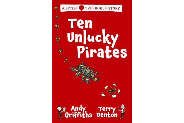 Ten Unlucky Pirates - A Little Treehouse Story 1