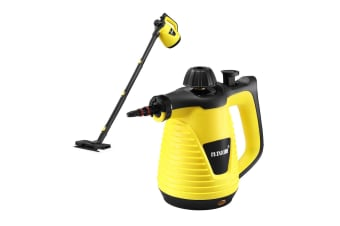 13-in-1 Handheld Steam Cleaner Mop with Accessories