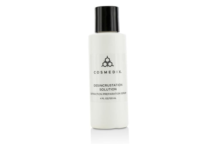 CosMedix Desincrustation Solution Extraction Preparation Serum (Salon Product) 120ml