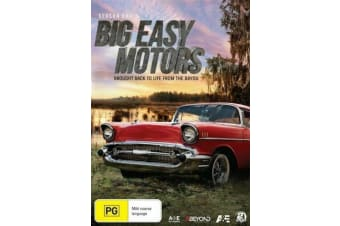 Big Easy Motors: Season 1  | 2016 Region 4 - Series Rare- Aus Stock Preowned DVD: DISC LIKE NEW