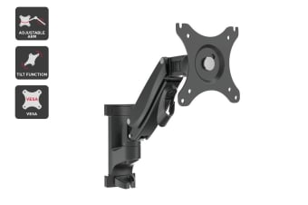 "Kogan Full Motion Gas Lift Arm Wall Mount for 17"" - 32"" TVs"