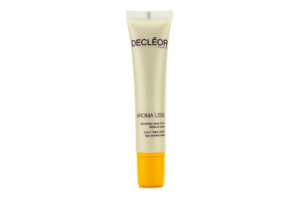 Decleor Aroma Lisse 2-in-1 Dark Circle & Eye Wrinkle Eraser (15ml/0.5oz)