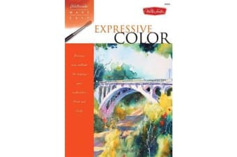 Watercolor Made Easy - Expressive Color