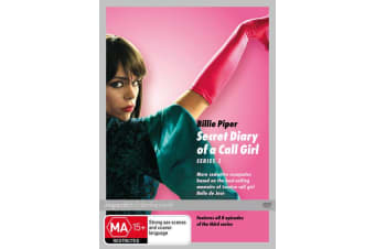 The Secret Diary of a Call Girl Series 3 DVD Region 4