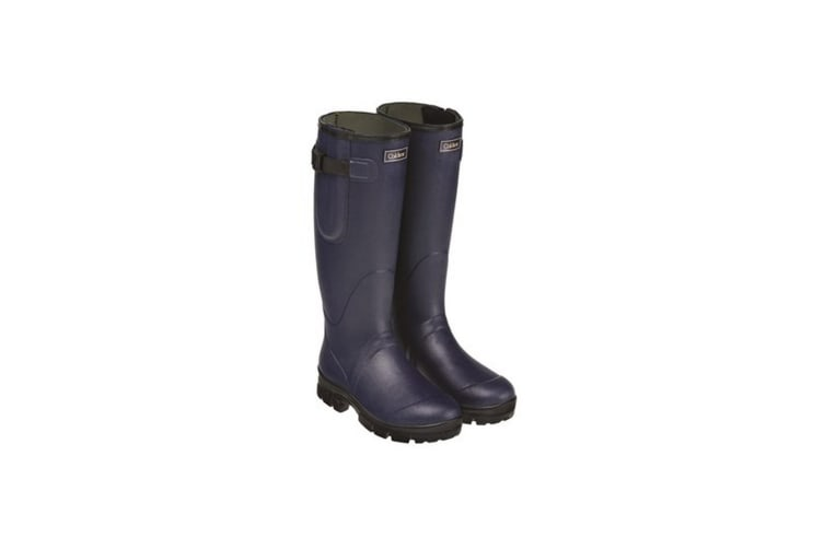 Caldene Unisex Adults Westfield Wellingtons (Navy Blue) (8 UK)
