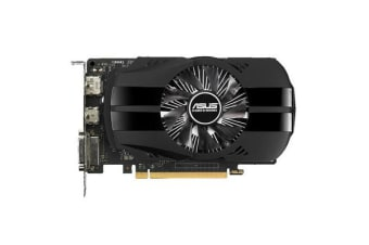 ASUS GeForce GTX1050Ti 4GB GDDR5 Graphics Card