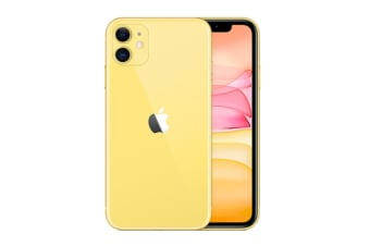 Apple iPhone 11 (Yellow)