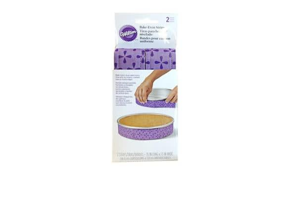 Wilton Bake Even Strips Set 2pc
