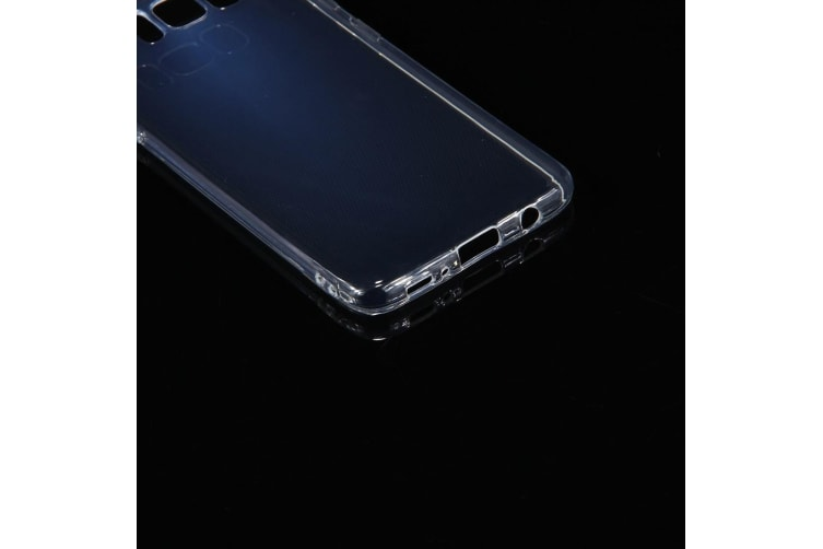 For Samsung Galaxy S8 Case Ultra-thin Transparent TPU Screen Protector