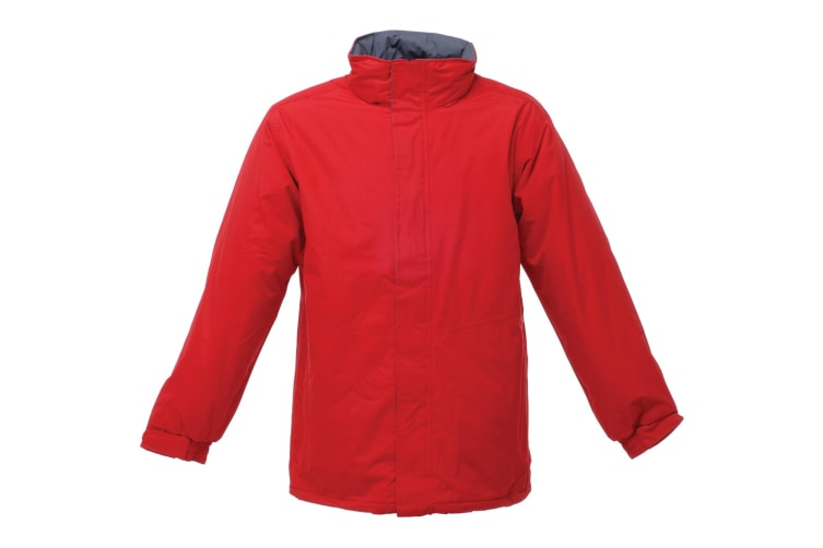 Regatta Mens Beauford Insulated Waterproof Windproof Performance Jacket (Classic Red) (S)