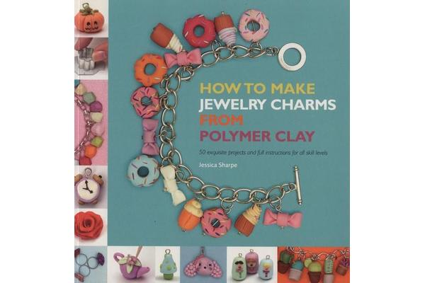 How to Make Jewelry Charms from Polymer Clay