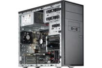 Supermicro SuperChassis DS3A-261B, Mini Tower, Suits mATX MB, Tool Less, 2 x Front USB 3.0, 2 x 5.25' Drive bay, 2 x 3.5' HDD Bay, 300w 80Plus Bronze