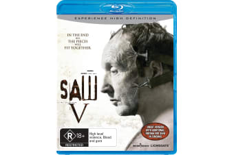 Saw V Blu-ray Region B