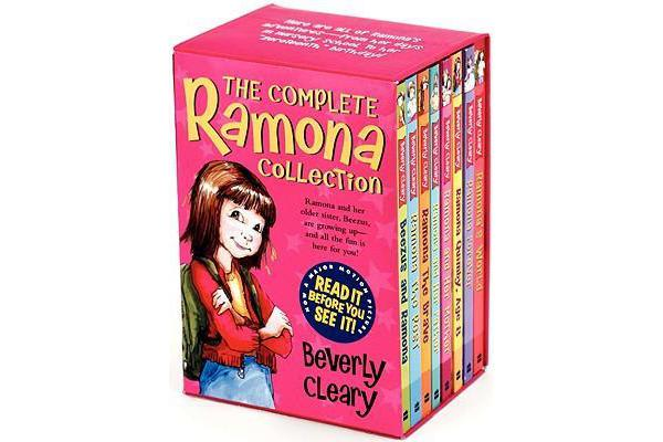 The Complete Ramona Collection - Beezus and Ramona, Ramona and Her Father, Ramona and Her Mother, Ramona Quimby, Age 8, Ramona Forever, Ramona the Brave, Ramona the Pest, Ramona's World
