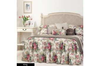 ROSEWOOD Bedspread KING by Gainsborough